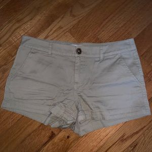 Women's Khaki Shorts